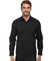 Perry Ellis - Slim Fit Exclusive Tile Print Shirt