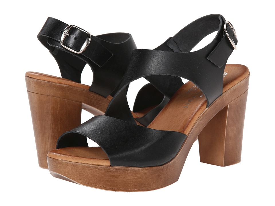 Eric Michael Ginger (Black) High Heels