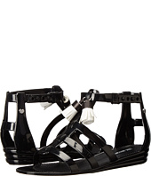 LOVE Moschino - Gladiator Sandals with Tassels