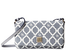 Dooney & Bourke Sanibel Canvas Becca Crossbody