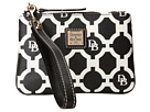 Dooney & Bourke Sanibel Canvas Medium Wristlet