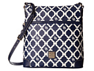 Dooney & Bourke Sanibel Canvas Crossbody