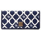 Dooney & Bourke Sanibel Canvas Slim Wallet