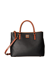 Dooney & Bourke - Pebble Willa Zip Satchel