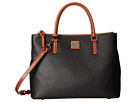 Dooney & Bourke Pebble Willa Zip Satchel
