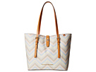 Dooney & Bourke Claremont Multi Chevron Dover Tote