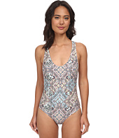 Beach Riot - The Citrus Twist One-Piece