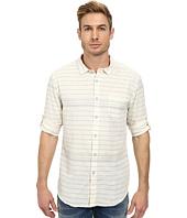 J.A.C.H.S. - Linen Horizontal Stripe Shirt