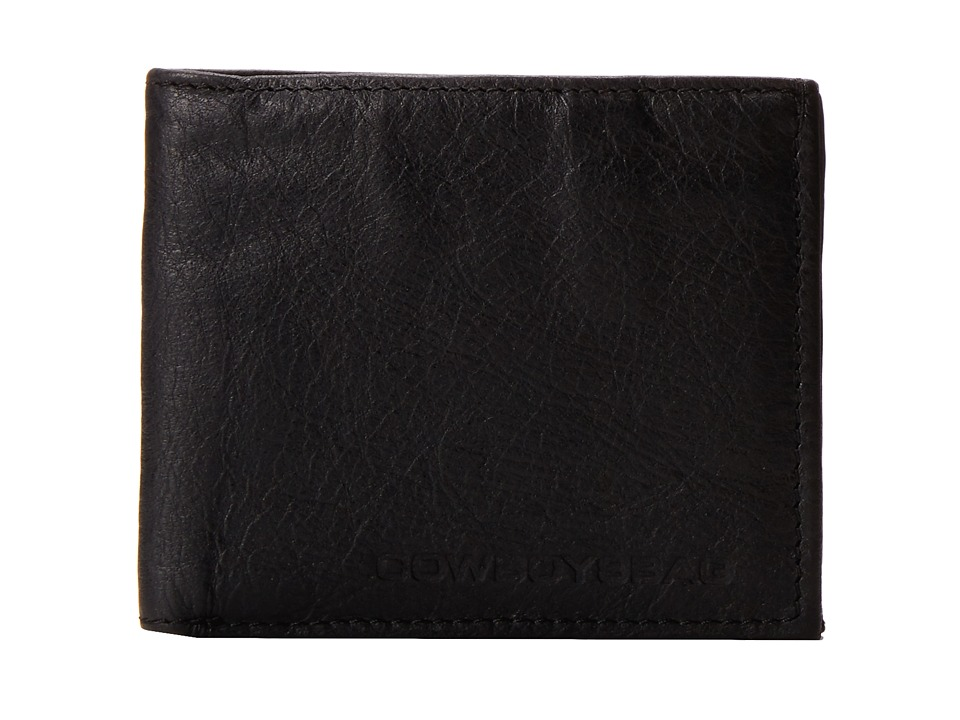 COWBOYSBELT - Claydon Wallet (Black) Wallet Handbags