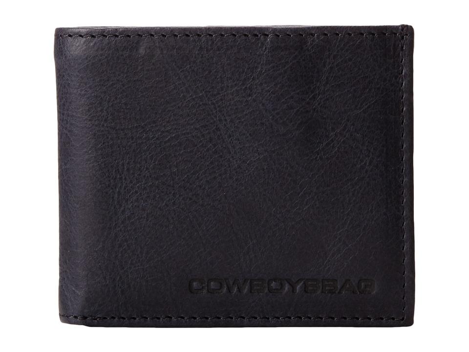 COWBOYSBELT - Claydon Wallet (Blue) Wallet Handbags