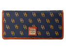 Dooney & Bourke Gretta Slim Wallet