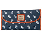 Dooney & Bourke Continental Clutch