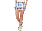 Loudmouth Golf Blueberry Pie Mini Shorts