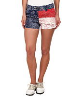 Loudmouth Golf - Declaration Of Indepants Mini Shorts