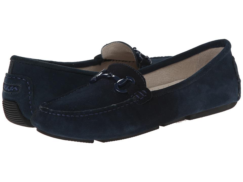 Patricia Green Cambridge Navy Womens Slippers