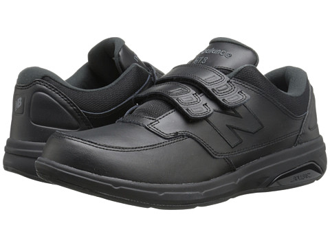 nb shoes black