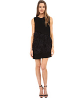 McQ - Feather Short Dress