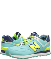 New Balance Classics - WL574 - Luau Collection
