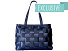 Harveys Seatbelt Bag Executive Tote (Indigo 2)
