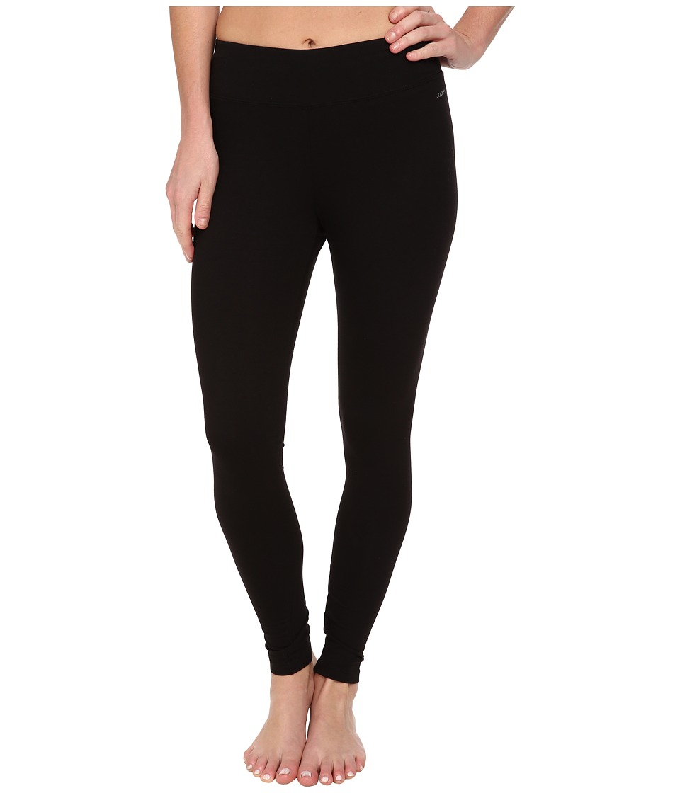 Jockey Active Ankle Legging Black Womens Casual Pants