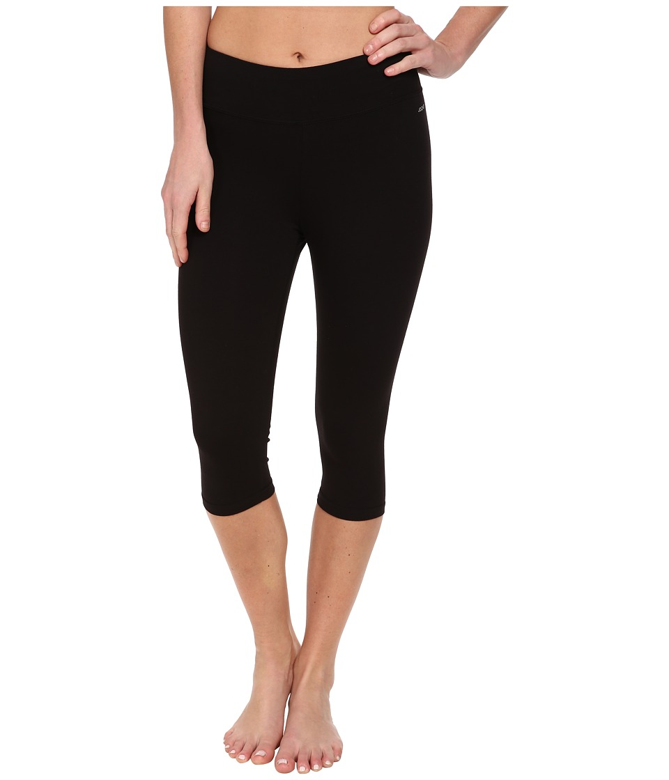 Jockey Active Judo Legging Black Womens Casual Pants
