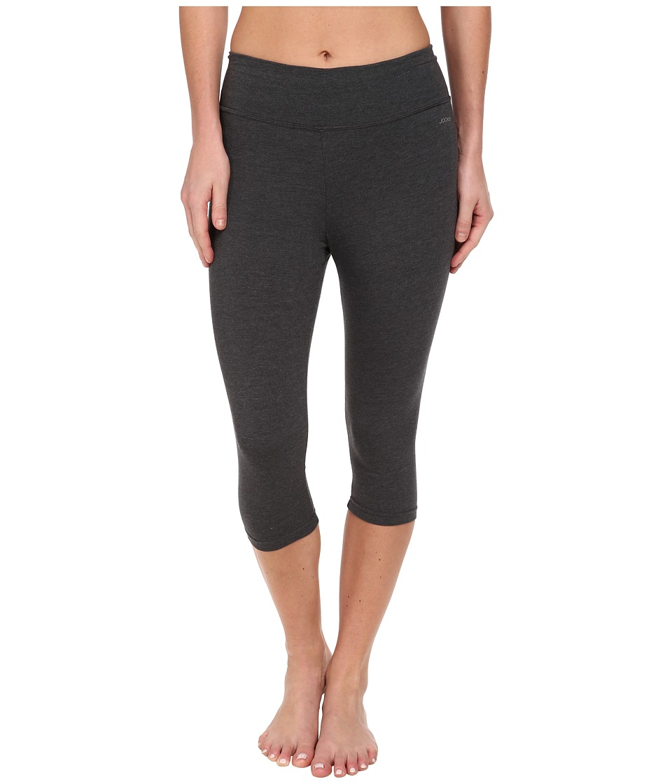 Jockey Active Judo Legging Charcoal Womens Casual Pants