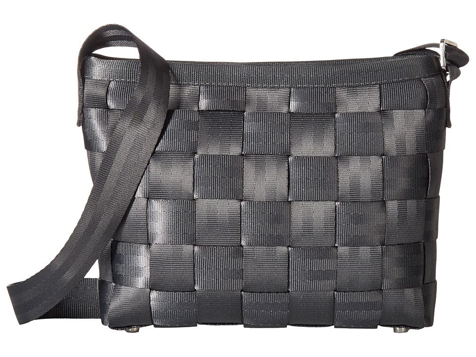 Harveys Seatbelt Bag - Little Messenger (Storm) Cross Body Handbags