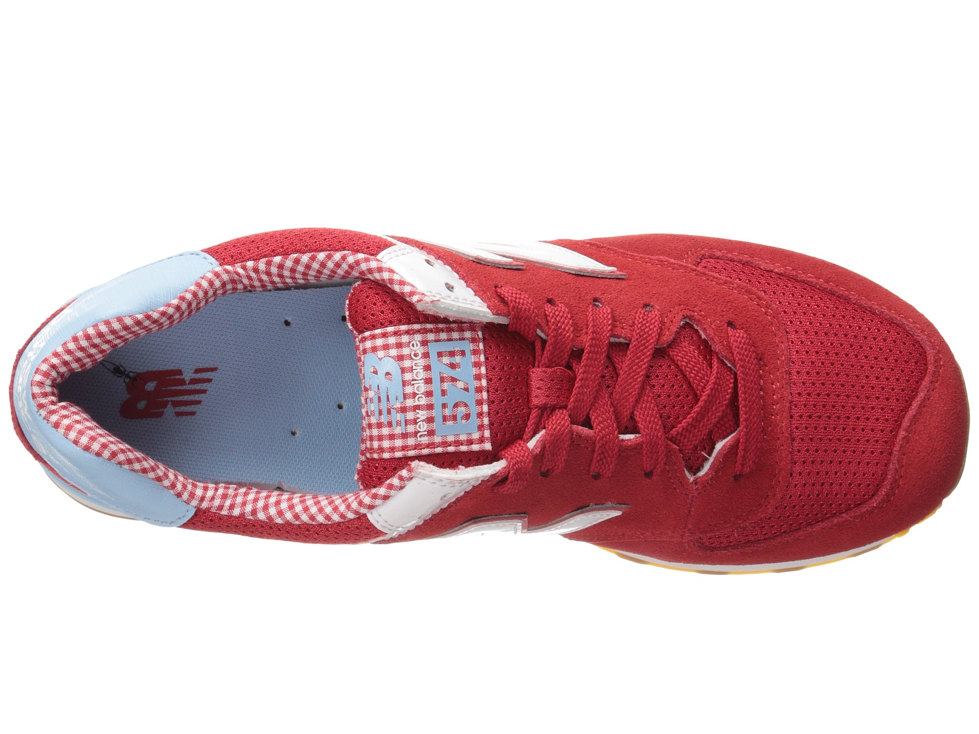 new balance womens 574 picnic