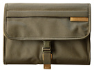 Briggs & Riley Baseline-Deluxe Toiletry Kit (Olive)