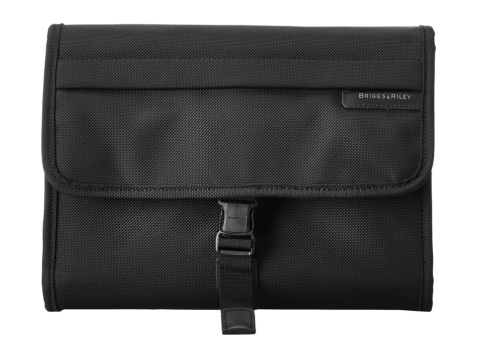 Briggs amp Riley Baseline Deluxe Toiletry Kit Black Toiletries Case