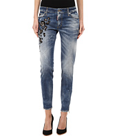 DSQUARED2 - Medium Waist Super Slim Jean