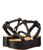 MM6 Maison Margiela - Puff Strap Platform Sandals