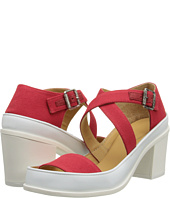 MM6 Maison Margiela - Chunky Suede Sandals