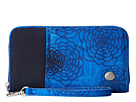 Haiku Zip Wallet (Tie Dye Midnight)