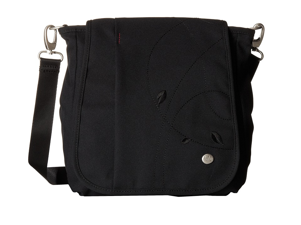 Haiku - Wander (Black 2) Cross Body Handbags