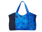 Haiku Day Tote (Tie Dye Midnight)