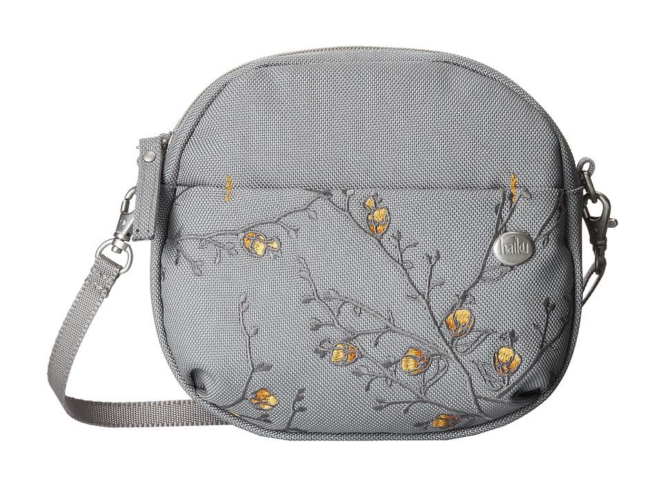 Haiku Cairn Poppy Mist Bags
