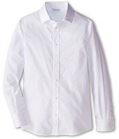 Dolce & Gabbana Kids - Cotton Poplin Button Up (Big Kids)