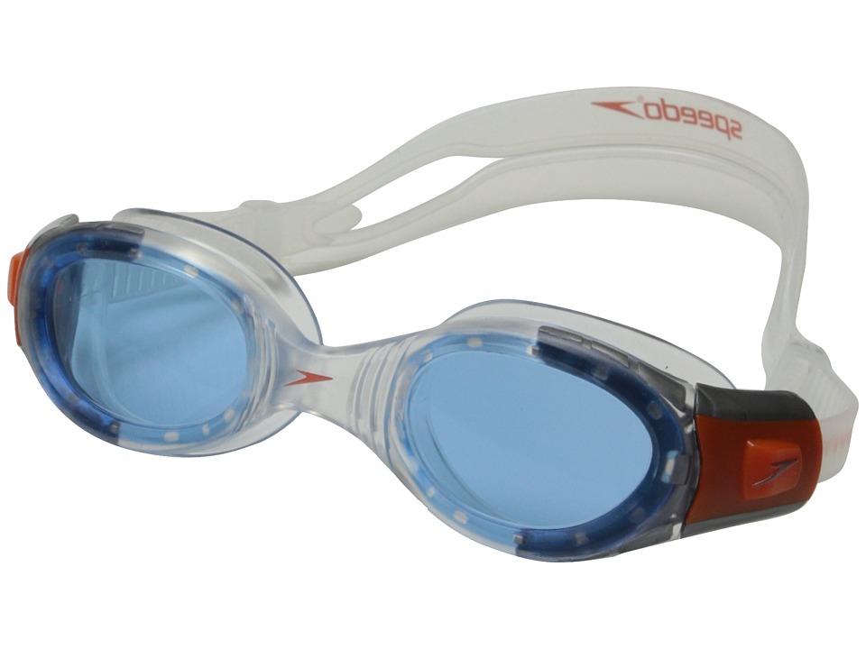 Speedo Jr. Futura Biofuse Blue Water Goggles