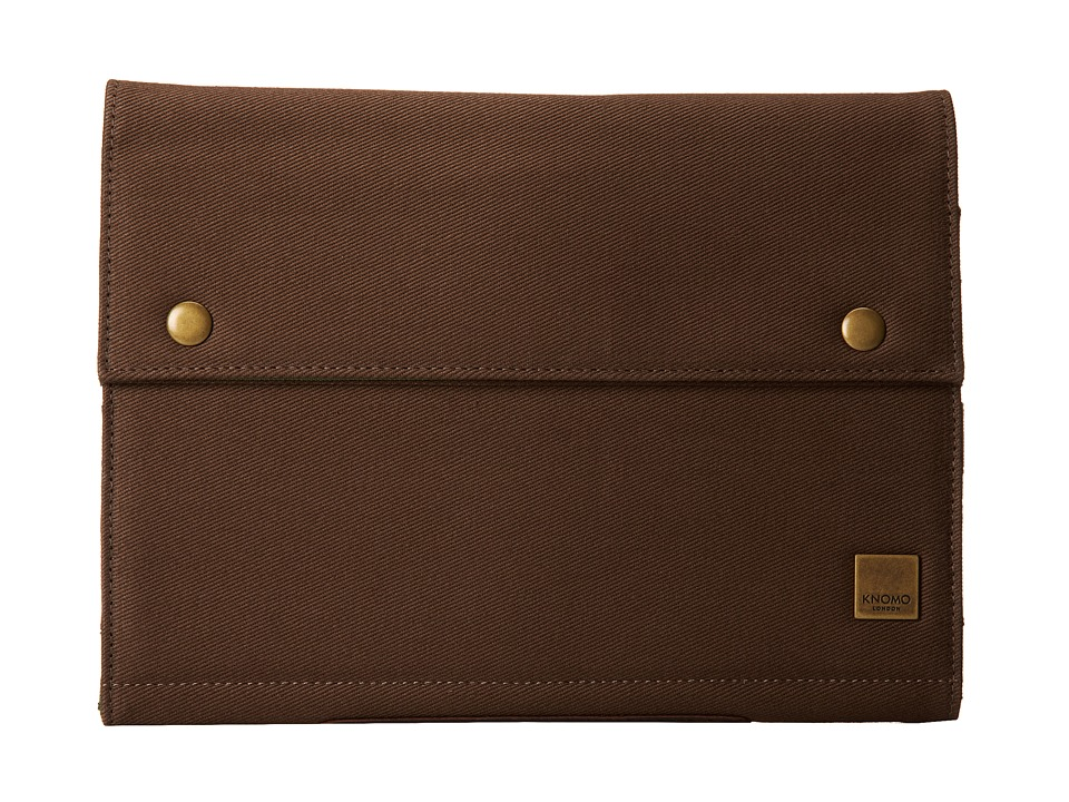 KNOMO London Balham Knomad Portable Organizer for the iPad Air 10 Sand Wallet