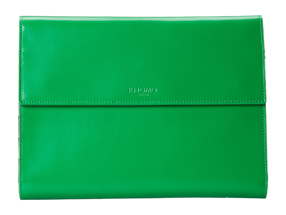 KNOMO London - SOHO Knomad Air 10 Portable Organizer (Green) Wallet