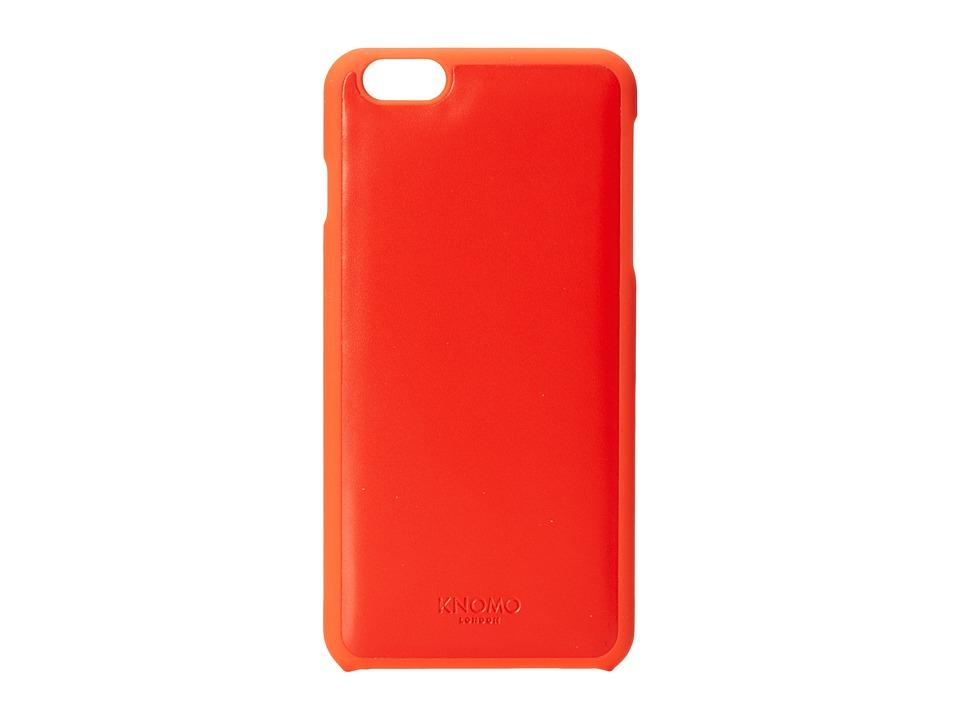 KNOMO London - SOHO Snap On Phone Case (Tomato) Cell Phone Case