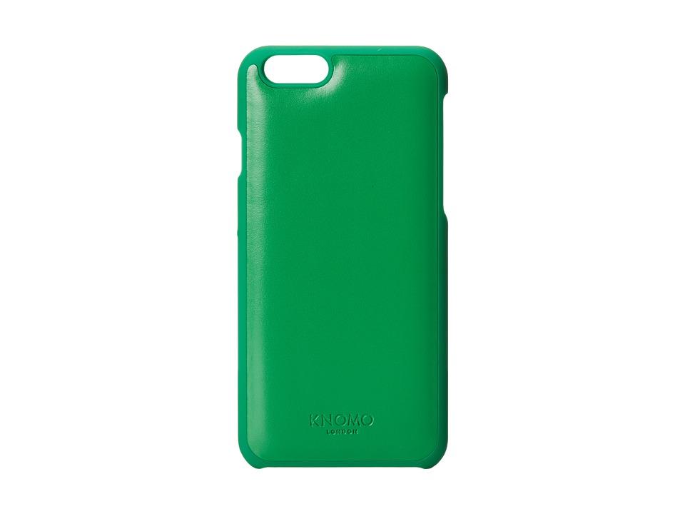 KNOMO London - SOHO Snap On Phone Case (Green) Cell Phone Case