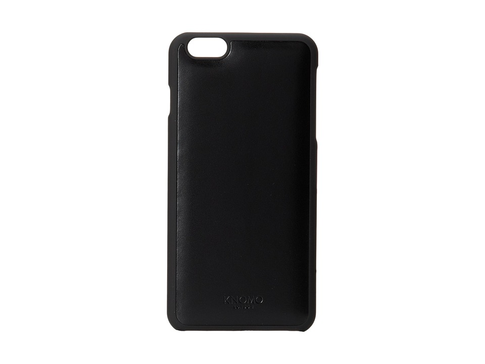 KNOMO London - SOHO Snap On Phone Case (Black) Cell Phone Case