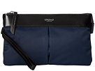 KNOMO London Dering Smartphone Charge Pouch (Navy)