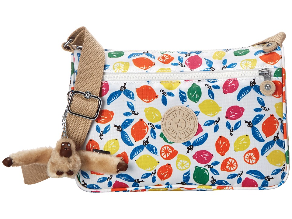 Kipling - Callie Printed Handbag (Citrus Smash) Handbags