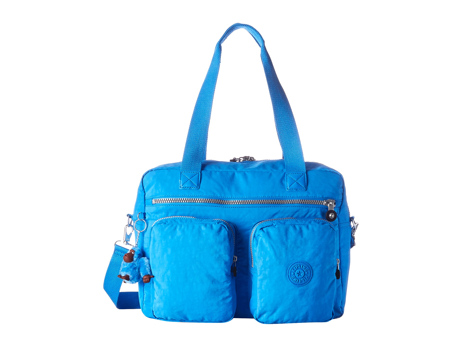 Kipling Women'S Cammie Small Shoulder Bag Blue Teal 96