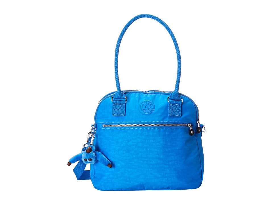 Kipling - Cadie Handbag (Blue Jay) Satchel Handbags