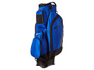 Nike Golf M9 Cart III Cart Bag (Game Royal/Silver/Black)
