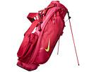 Nike Golf Sport Lite Carry Bag (Fireberry/Volt/Dark Fireberry)